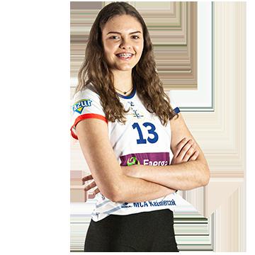 #13 Dominika PIERZCHAŁA
