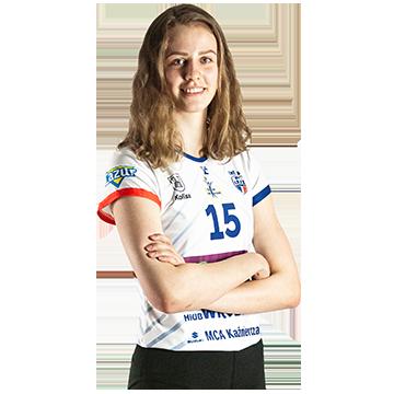 #15 Martyna CZYRNIAŃSKA