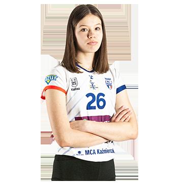 #26 Julia OLSZEWSKA