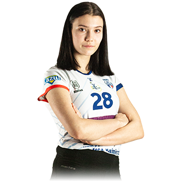 #28 Amelia KOWALSKA