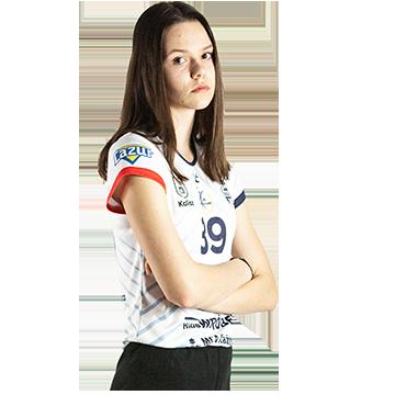 #39 Oliwia NASTAWSKA