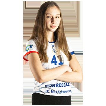 #41 Paulina ŁABUZ