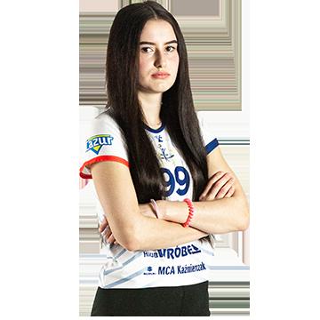 #99 Weronika STANULEWICZ