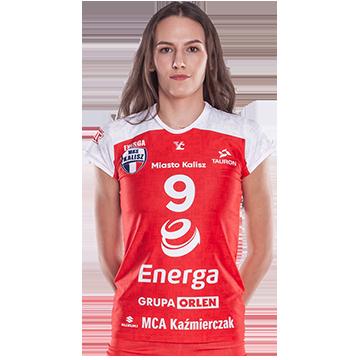 #9 Weronika CENTKA