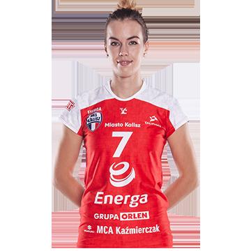 #7 Magdalena DAMASKE