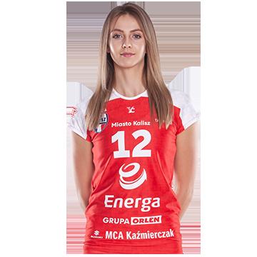 #12 Monika GAŁKOWSKA