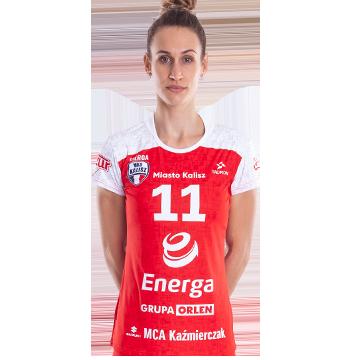 #11 Aleksandra GROMADOWSKA