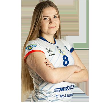 #8 Weronika BUKOWIECKA