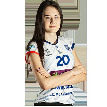 #20 Zofia SZCZOTKIEWICZ