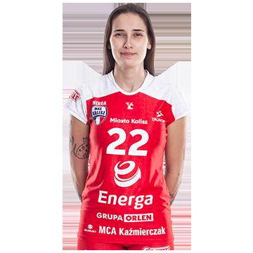 #22 Sylwia KUCHARSKA