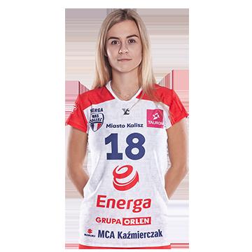 #18 Justyna ŁYSIAK